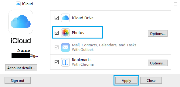 How to Select All in iCloud Photos