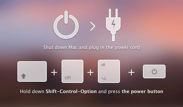 Smc Zresetuj Macbook Speedup Sierra