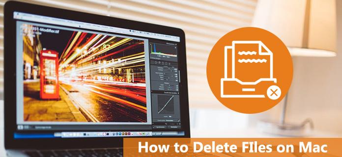 Jak usunąć foldery plików na komputerze Mac