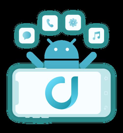 Odzyskiwanie danych FoneDog Android