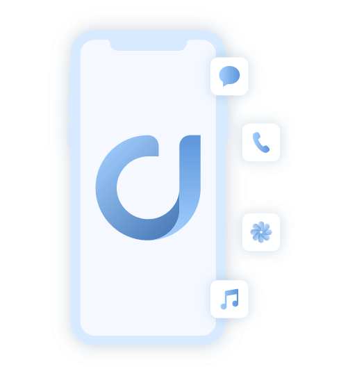 Odzyskiwanie danych FoneDog iOS